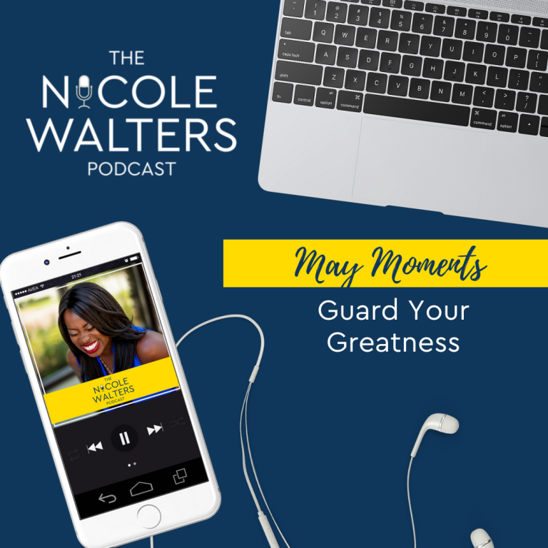 May Moments 4 - Guard Your Greatness, Sold my business